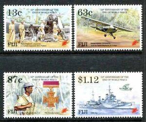 Fiji 720-723, MNH, Ships. s9230