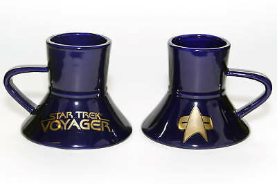 Tumble not mug  Star Trek Voyager Communicator - Tasse Rarität neu