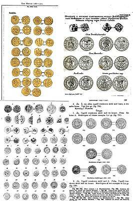DVD -  84 books on coins of Denmark Norway Sweden Scandinavia Vikings PDF on Rummage