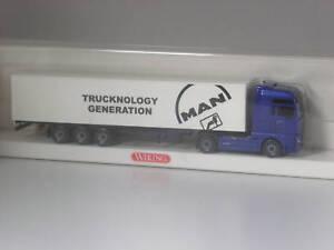 Prezzo Speciale Wiking serie modello MAN TG-A XXL trucknology generazione in scatola originale
