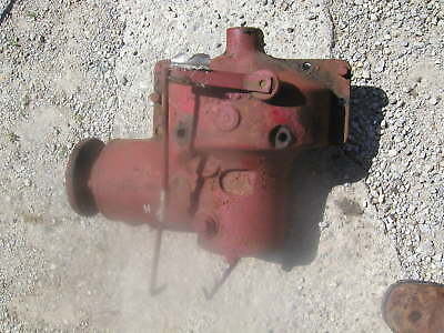 Farmall Ih H Hv Sh Tractor Orignl Belt Pulley Assembly