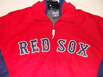 Boston-Red-Sox-2011-Premier-Jacket-M-3rd-Peak-Home