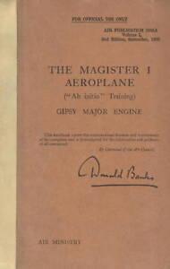 MILES-MAGISTER-I-VOL-I-TECHNICAL-A-P-1585A-1938