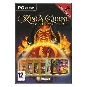 KINGS-QUEST-COLLECTION-FOR-PC-XP-SEALED-NEW