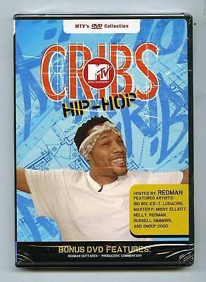 Mtv - Cribs: Hip-hop (dvd) Redman, Big Boi, Ice-t,