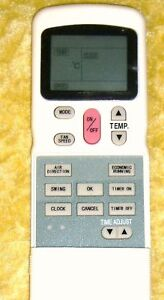 NEX Air Condition Remote Control - R11HG-E