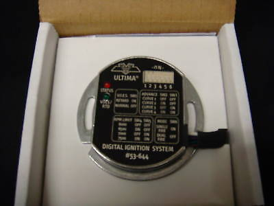 Ultima Programmable Ignition Module for Harley 1970-1998 Carbureted Models