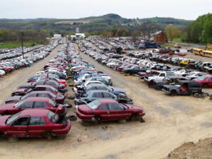 business plan salvage yard