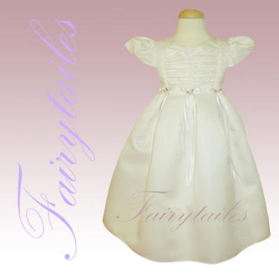 Pink Ivory Easter Wedding Party Dress Size 18 Month