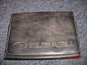 2008-SUBARU-FORESTER-LEGACY-IMPREZA-OWNERS-MANUAL-CASE