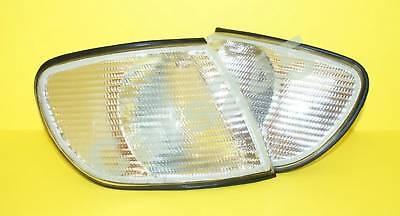 AUDI A6 C4 1994-1997 CRYSTAL CORNER LIGHTS WHITE-CLEAR ()