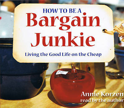 How To Be A Bargain Junkie - 3 Cds - - Free Shipping - Mailed Next Day