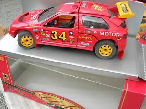 Majorette 1/18 Citroen Zx Rallye Raid Club 4407!!!!