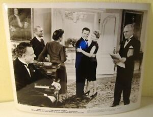 The-Jolson-Story-Larry-Parks-Evelyn-Keyes-1946-Old-Movie-Photo