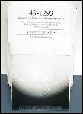 Lindahl 4.5 X 4.5 Bottom Scoop Neutral Density Vignette Glass Filter