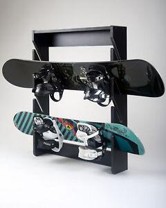 Snowboard-Ski-Storage-amp-Display-Wall-Mounted-Rack