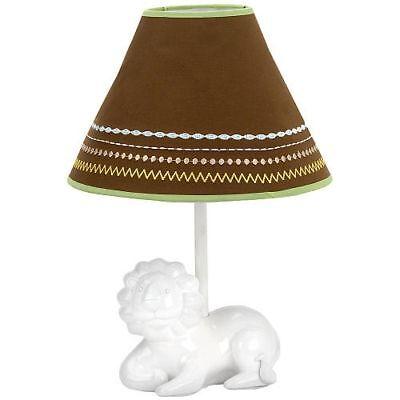 Amy Coe zoology Lamp & Shade