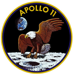 Nasa Apollo 11 Decal Sticker 4