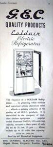 WWII-G-E-C-COLDAIR-Refrigerator-Advert-1940-Ad