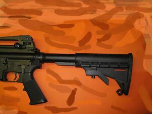 Model-4-15-6-position-AXC-Carbine-223-Rifle-Stock-Black
