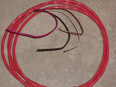 103 Wground Romex Indoor Electrical Wire 20 Ft All Lenghts Available