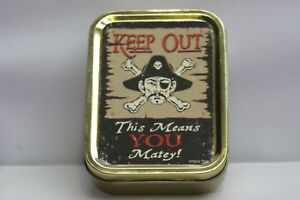 Pirate-Skull-Crossbones-Funny-Humorous-Cigarette-Tobacco-Storage-2oz-Tin