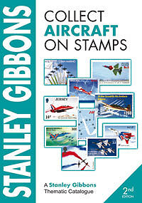 Collect-Aircraft-on-Stamps-Stanley-Gibbons-Catalogue