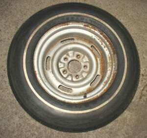 77-Corvette-Spare-Wheel-amp-Tire-15X8-AZ-GF70-15-1977