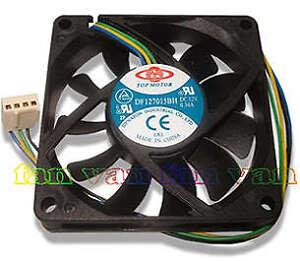 Top-Motor-DF127015BU-70mm-x-15mm-4-pin-PWM-CPU-fan-NEW