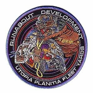 Star Trek Runabout Development Utopia Planitia Patch