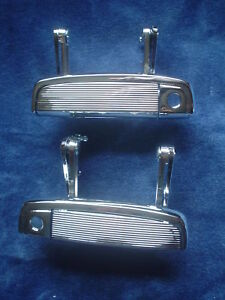 Mopar-60-61-Windsor-Saratoga-Outside-Door-Handles-Pair