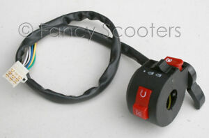 8-wires-ATV-Start-Kill-Switch-Light-Control-with-Chock
