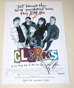 CLERKS-PP-SIGNED-12-X8-POSTER-KEVIN-SMITH-JASON-MEWES