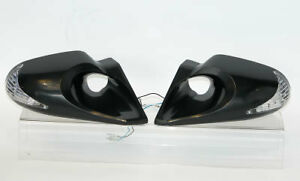 EVO-K6-M6-BLACK-DOOR-WING-MIRRORS-FOR-FORD-MONDEO-93-ON