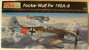 Germany-Focke-Wulf-Fw-190A-8-1-72-Airplane-Model-Kit