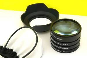 67MM MACRO Close Up Lenses for NIKON Nikkor 18-105mm
