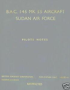 B-A-C-145-STRIKEMASTER-Mk-55-PILOT-039-S-NOTES