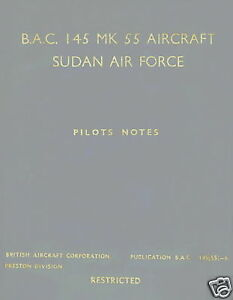 B-A-C-145-STRIKEMASTER-Mk-55-PILOT-039-S-NOTES