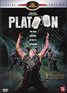 PLATOON-SPEC-EDIT-TOM-BERENGER-DVD-NIEUW-SEALED