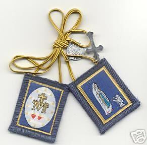 Blue-Immaculate-Conception-Scapular-FREE-SHIPPING-AVAIL
