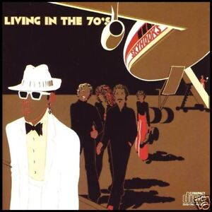 SKYHOOKS - LIVING IN THE 70's D/Rem CD ~ HORROR MOVIE~SMUT ~ RED SYMONS *NEW