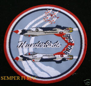 SOLOS-F-16-FALCON-THUNDERBIRDS-US-AIR-FORCE-HAT-PATCH-NELLIS-AFB-PIN-UP-AIRSHOW