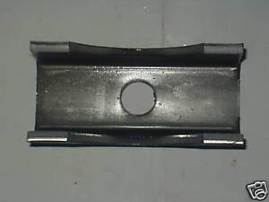 2-x-Trailer-axle-spring-seat-perch-3-axel-tube-5200-6000-7000