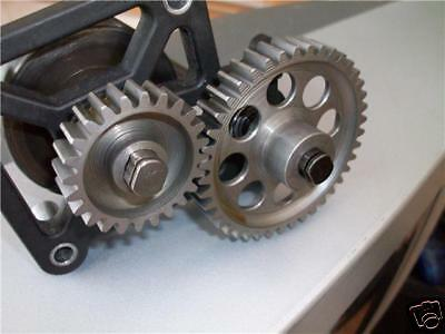 Blackbone Steel Gears Fits Fg Smartech Carson Hobbypro  More