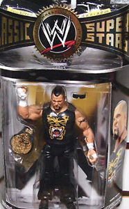 WWE Classic Superstars 21 Tazz Wrestling Figure ECW WWF