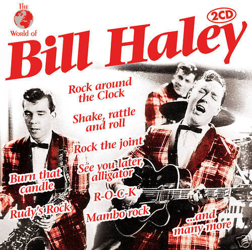 CD Bill Haley and His Comets  2CDs