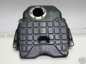 196 reservoir carburant essence plastique noir scooter peugeot sv ebay. Black Bedroom Furniture Sets. Home Design Ideas