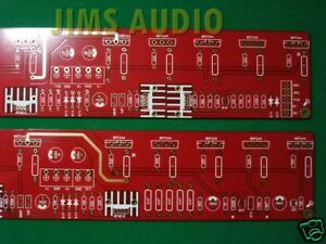 100W-Mosfet-Pure-Class-A-SE-amplifier-PCB-stereo-pair