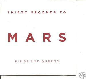thirty-seconds-to-mars-kings-and-queens-cd-single-new