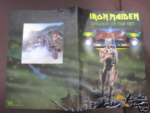 Iron-Maiden-1987-Japan-Tour-Book-Concert-Program
